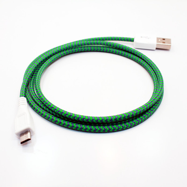 Eastern Collective nylon Apple cables