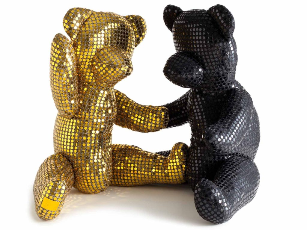 Freddy Dico disco teddy bear at ahalife