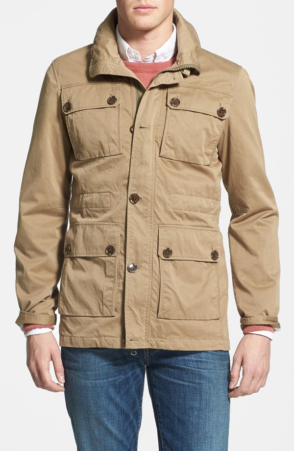 J.Lindeberg Foreman Coat at Nordstrom
