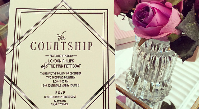 the courtship [event preview]