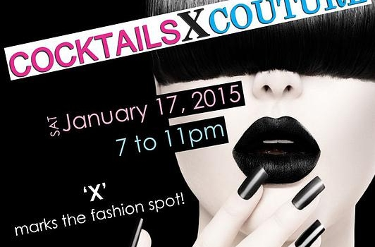 **GIVEAWAY** Cocktails X Couture 2015