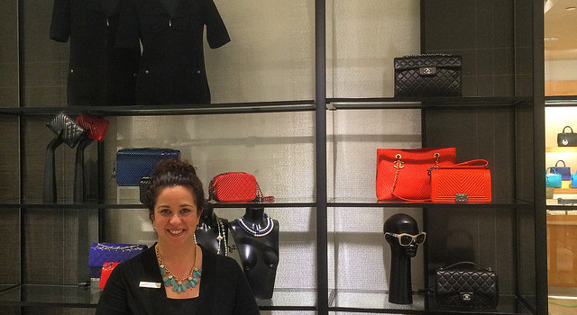 chanel at neiman marcus tampa bay