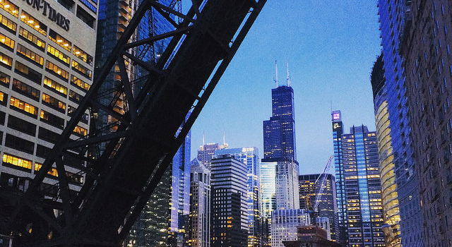 travel log: summer in chicago + market days 2015