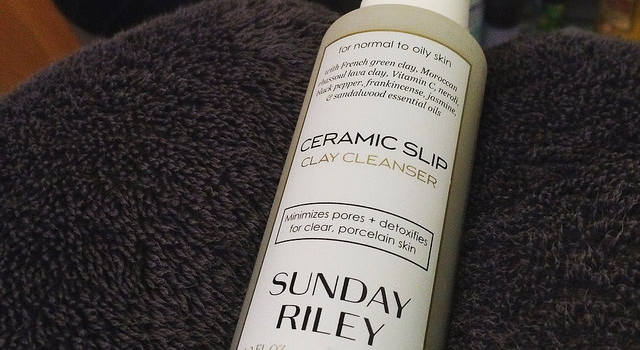 sunday riley ceramic slip [initial review]