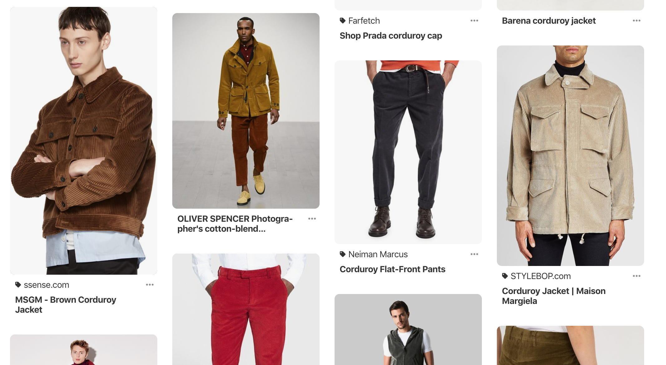 10 Accounts For The Menswear Lover 10 Accounts For The Menswear Lover new picture